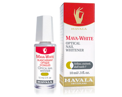 MAVA-WHITE Optical Nail Whitener