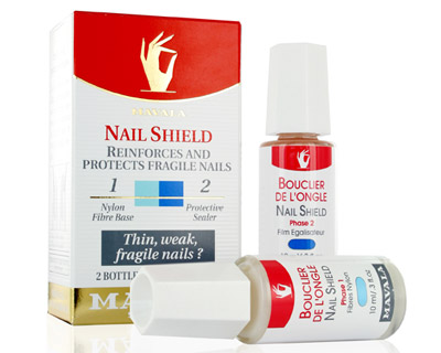 NAIL SHIELD NYLONISED BASE